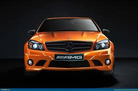 mercedes amg orange ausmotive com aims 2010 mercedes c63 amg concept 358