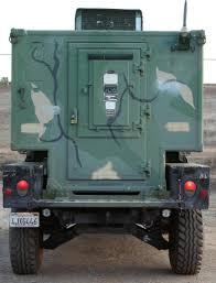 armored humvee interior m998 hmmwv u2013 mark u0027s tech journal