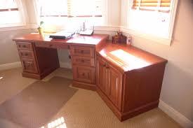 custom home office design in los angeles