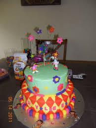dora birthday cake cakecentral com