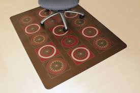 Mat For Under Desk Chair Floor Desk Floor Mats Contemporary On Intended Bamboo Chair Are