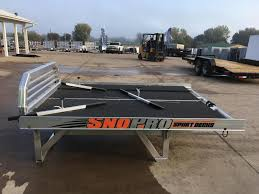 2018 sled decks 101x8 sled deck load trail trailers largest