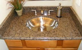 Bathroom Vanity Worktops Bathroom Vanities With Granite Tops Visionexchange Co