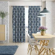 Royal Blue Curtains 34 Best Curtains Patterns Designs Images On Pinterest Curtain