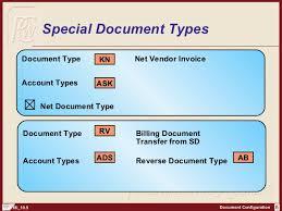 sap document types table sap fi document configuration http sapdocs info