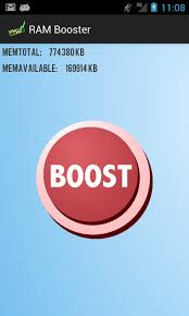 booster for android ram booster 2013 free android app android freeware