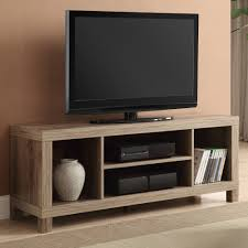black oak tv stand for tvs up to 42
