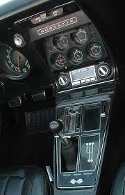 1968 corvette interior 1968 corvette