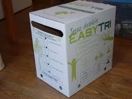 recyclage papier de bureau easytri box tri des déchets recyclage papier my company is green