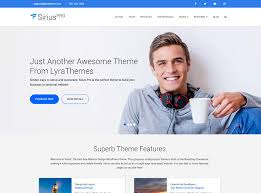 10 best landing page wordpress themes 2017
