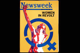 women in revolt u0027 a newsweek cover and lawsuit collide