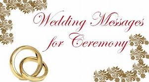 wedding msg wedding messages for ceremony wishes for marriage ceremony