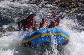 american river white water rafting whitewater connection