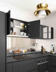 credence cuisine miroir cuisine credence miroir avec entrant idee pour cuisine
