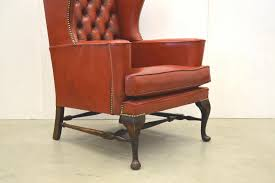 High Boy Chairs Chair Chippendale Antique Wing Chair Frame On The Highboy Wingback