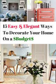 easy and elegant ways to decorate your gallery including make home