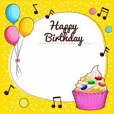 birthday card vectors photos and psd files free