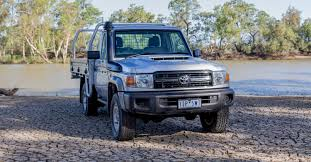 land cruiser toyota 2017 2017 toyota landcruiser 79 series single cab chassis review