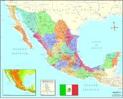 Map Of Central America And South America Spanish Speaking Countries And Their Capitals South America