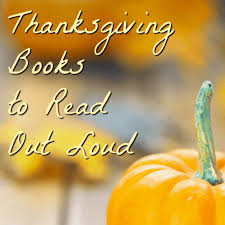 thanksgiving books to read out loud minds in bloom