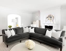 How To Slipcover A Sectional Lee Industries Slipcover Sectional Houzz