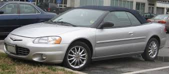 chrysler sebring convertible 2495904