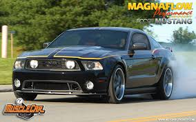 mustang modified chip foose builds custom mustang for fan contest