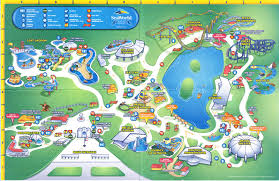 parks map seaworld of 2008 park map