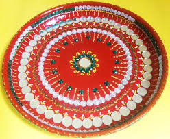 best ideas for decorating puja thali for diwali 2016 fitnesswow