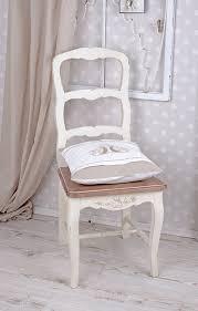 Esszimmer Bei Amazon Rustikaler Holzstuhl Im Französischen Landhausstil Stuhl Esszimmer