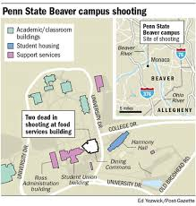 Penn State Parking Map Two Dead In Apparent Murder At Penn State Beaver No