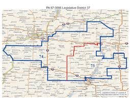 Illinois Congressional District Map by Will County Politics Realigned Illinois State Legislative And