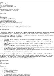 Sample Counselor Resume by Appealing Substance Abuse Counselor Resume Example 51 For Your