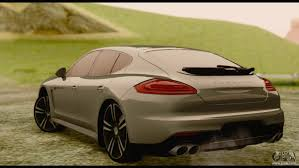 Porsche Panamera Gts For Gta San Andreas