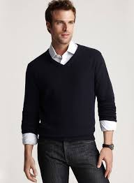 how to wear a black v neck sweater 33 looks men u0027s fashion