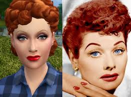 mod the sims lucille ball