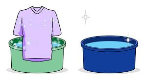 White Shirt Got Other Color With Washing - how to wash clothes by hand 11 steps with pictures wikihow