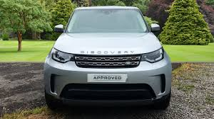 discovery land rover 2017 used land rover discovery se td6 silver lc17vhk
