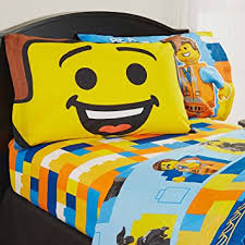 Lego Bedding Set Lego The Sheets 3 Set Home Kitchen