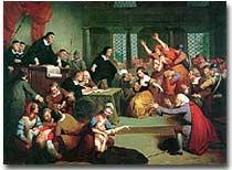 Witchcraft in Salem  ushistory org  Witchcraft in Salem  The Trial of George Jacobs