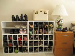 Ideas For Small Closets by Amusing Shoe Storage Ideas In A Closet Roselawnlutheran