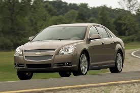 2009 chevrolet malibu overview cars com