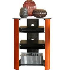Audio Racks Hifi Stand Four Shelf Av Furniture Audio Rack Blok Stax Audio