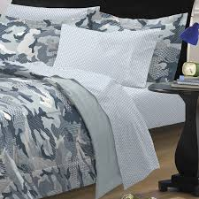 Overstock Com Bedding Amazon Com My Room Geo Camo Camouflage Comforter Set Blue Full