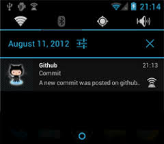 push notifications android notify my android home