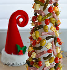 appetizer christmas tree cooking life to the fullest