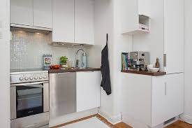 apartments beautiful small apartment hyper modern kitchen cabinet