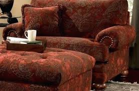 Oversized Chair Ottoman Living Room Best Overstuffed Chairs Ideas On