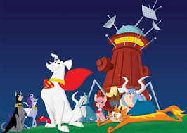 Dc Tas Wiki dc comics dc animated universe krypto the superdog tas comic