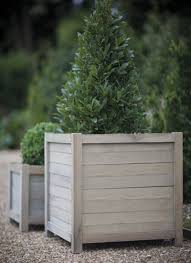 Large Tree Planters by 60cm Planter Spruce Garden Trading